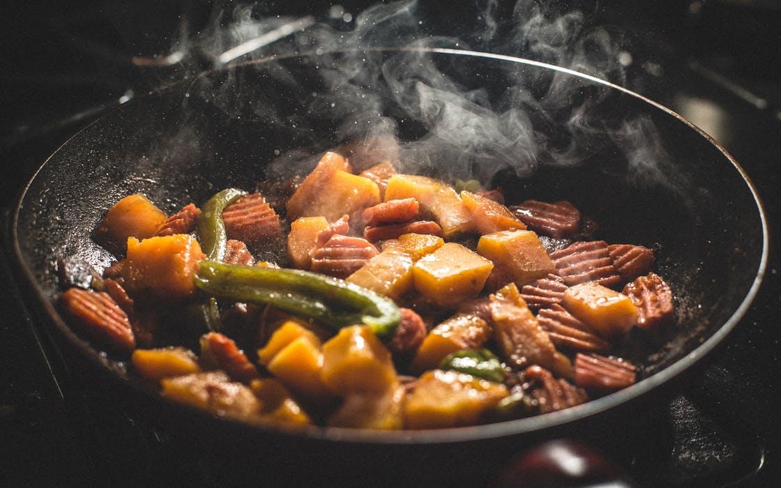 Lækkert med wok